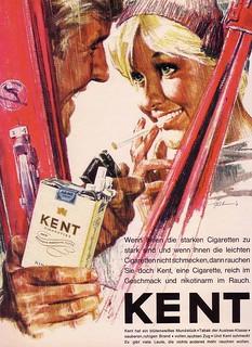 Kent (1963) Cigarettes Ski