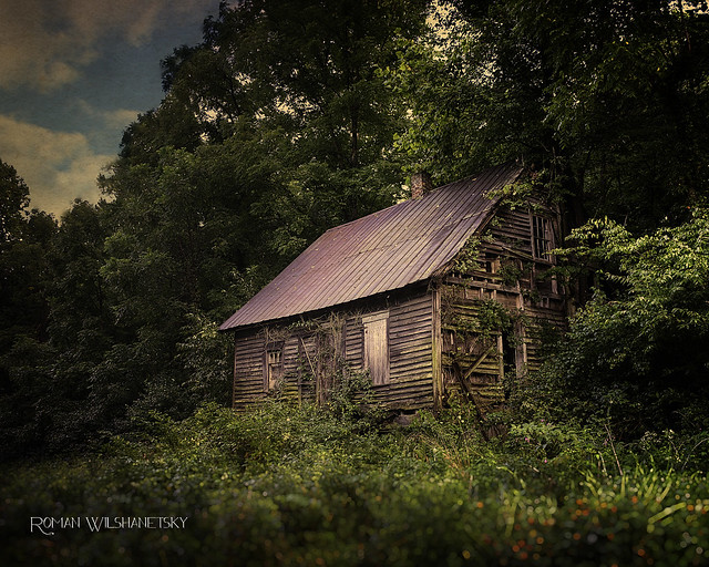 Old House - Amish Country
