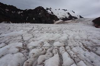 Gergeti glacier,Georgia
