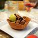 Sound & Savor Peach Dinner - Ice Cream Sundae