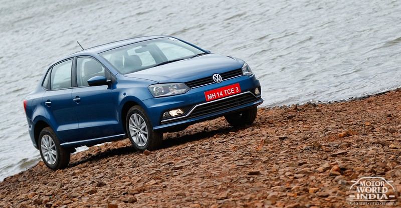 Volkswagen-Ameo-Front-Three-Quarter (4)