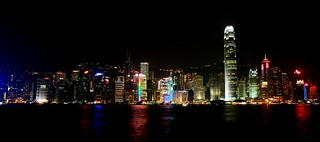 Hong Kong Skyline 1