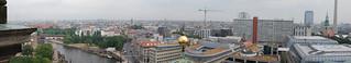 Berliner Dom panorama 3