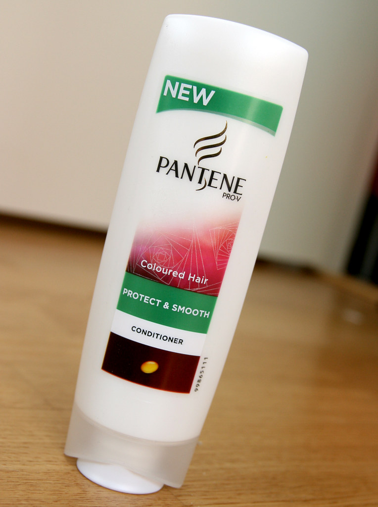 pantene protect & smooth conditioner