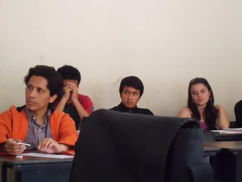 Taller de Formación Política (Julio 2012)