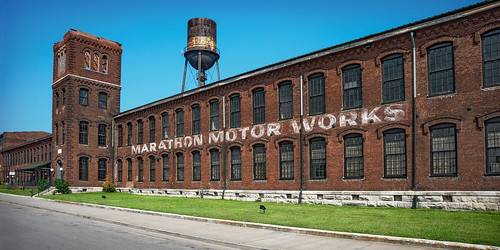 Marathon Motor Works (1881), view #1, 1306 Clinton St, Nashville, TN, USA