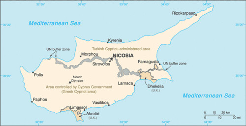 northern-cyprus-map