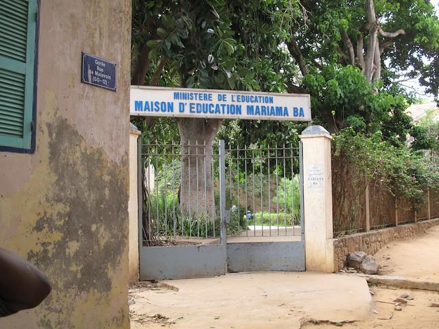 Gorée Island, Senegal - Mariama Bâ School