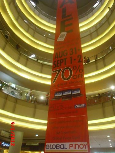 SM City Manila 3 Day Sale KNT 18