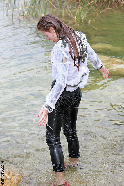 Leather Dress River Island
