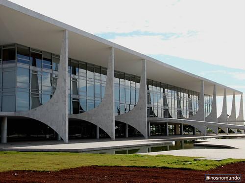 Palácio do Planalto: conhecendo o gabinete da Presidente Dilma