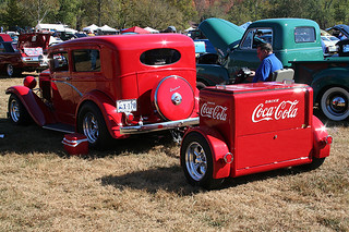 PLymouth and Coke Trailer