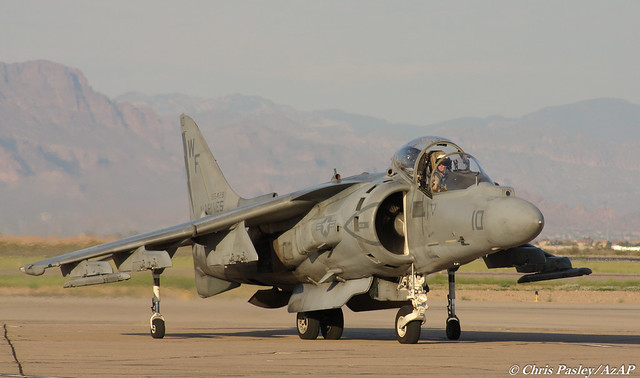 AV-8B Harrier II Plus VMA-513 BuNo 165429