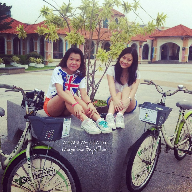 George Town Bicycle Tour