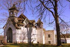 Mount Olivet Cemetery Chapel