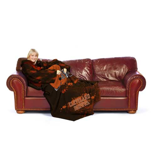 Cleveland Browns Huddler Blanket