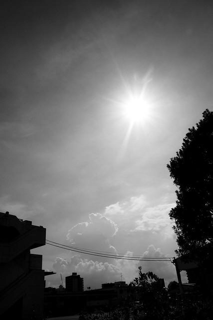 ordinary sky (NATSU NO OWARI)