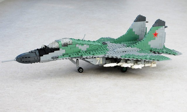 MiG-29 Fulcrum updated