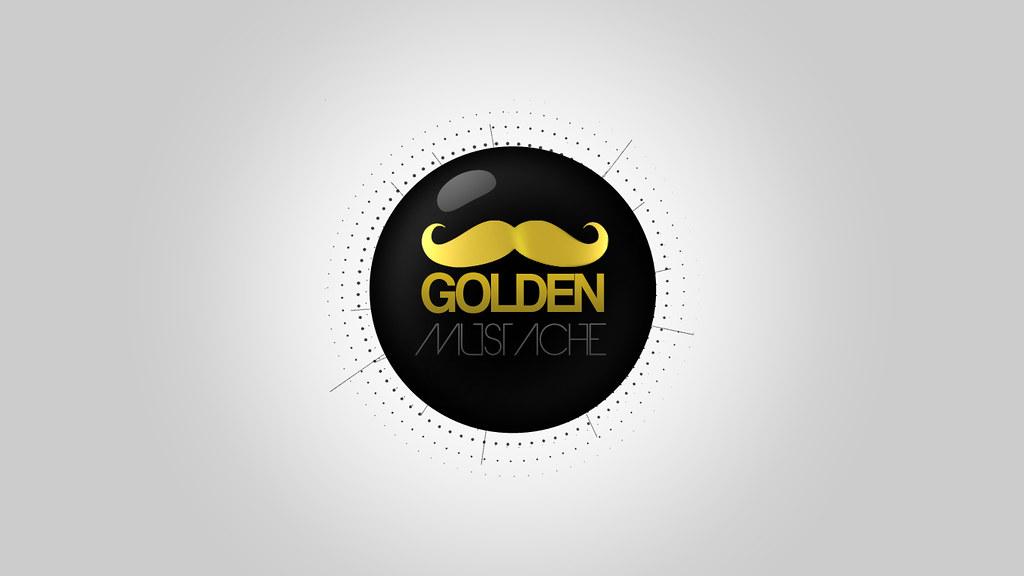 Golden Mustache