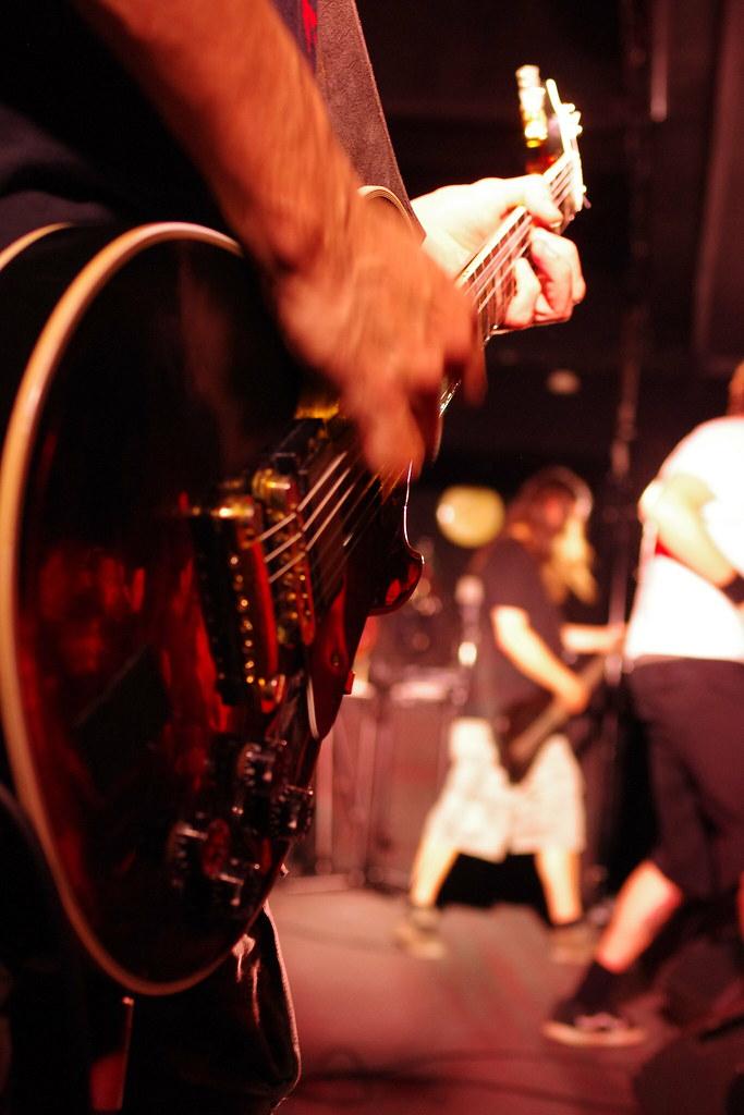 Napalm Death Taipei Concert