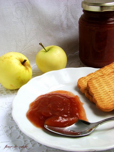 повидло яблочное 1