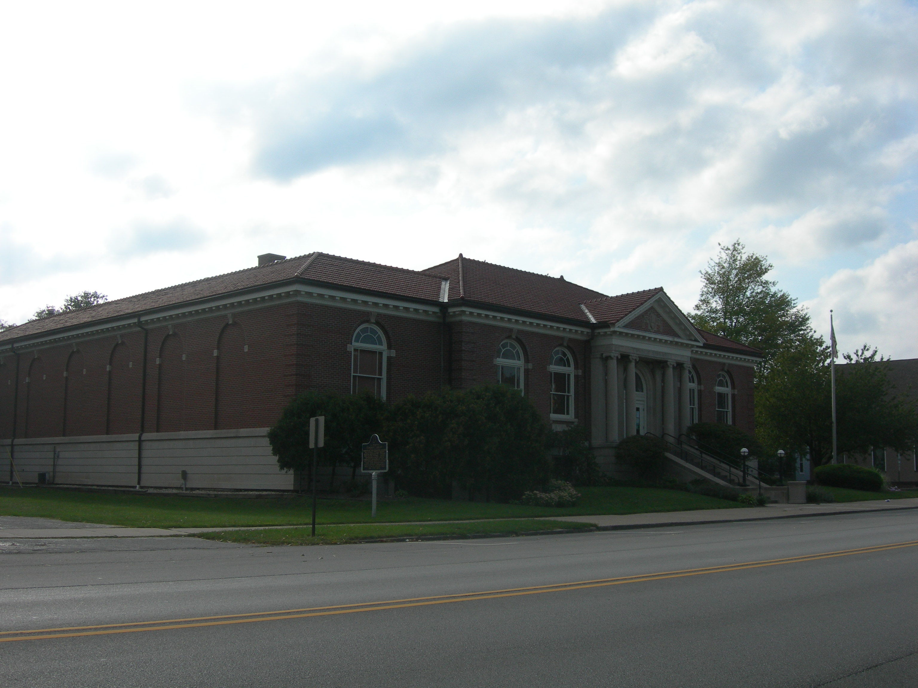 Laporte carnegie library flickr photo sharing for Laporte library