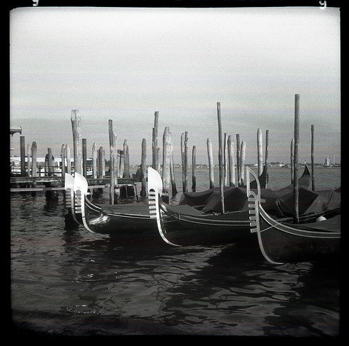 Gondolas by pho-Tony