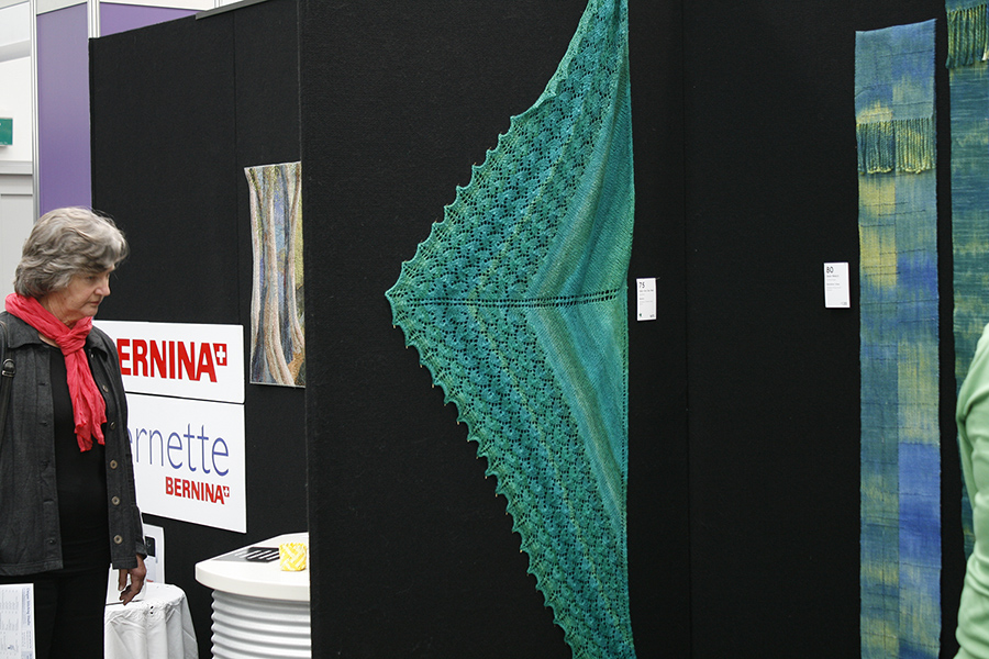 Creative Fibre Exhibition 2012