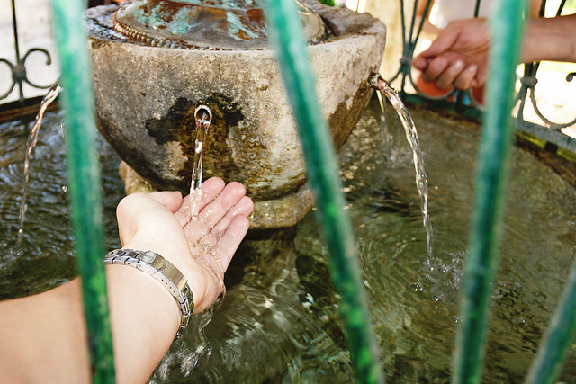 Mostar Fountain - Bosnia and Herzegovina