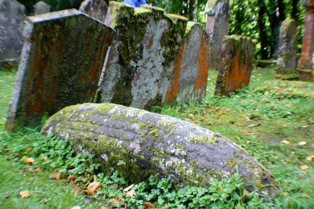 Viking Hogback Grave