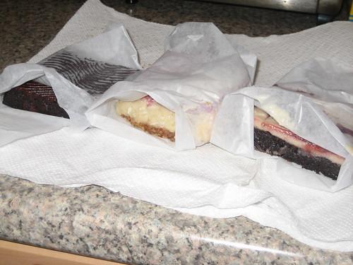 IMG_5784 Wildflour cheesecake and brownies