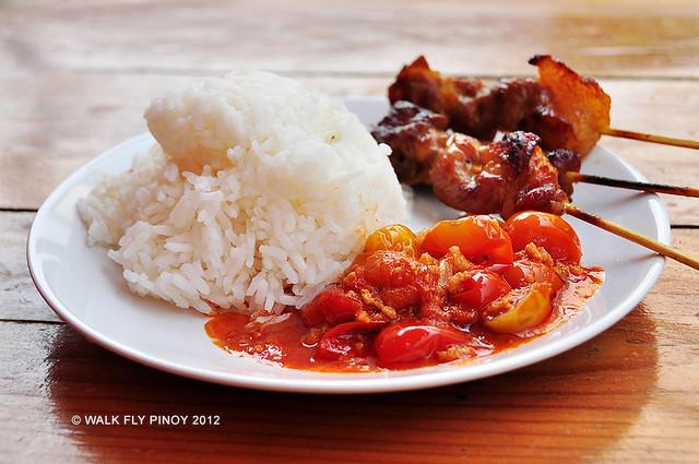 Nam Prik Ong (Ground Pork with Tomato Sauce), Thai Food, Thailand