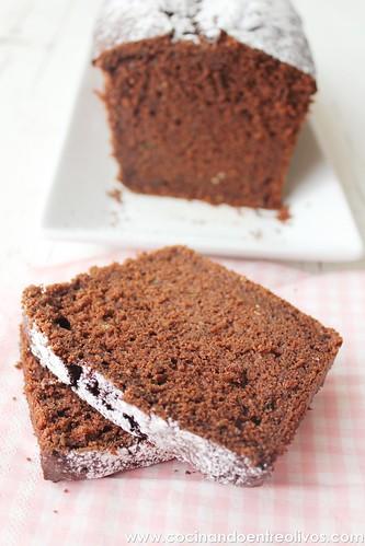 Bizcocho de calabacin y chocolate (8)