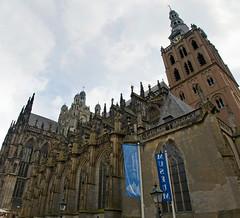 's-Hertogenbosch - Cathédrale Basilique Saint Jean l'Évangéliste