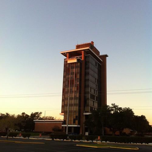 Old Pasadena State bank building, Pasadena, Texas