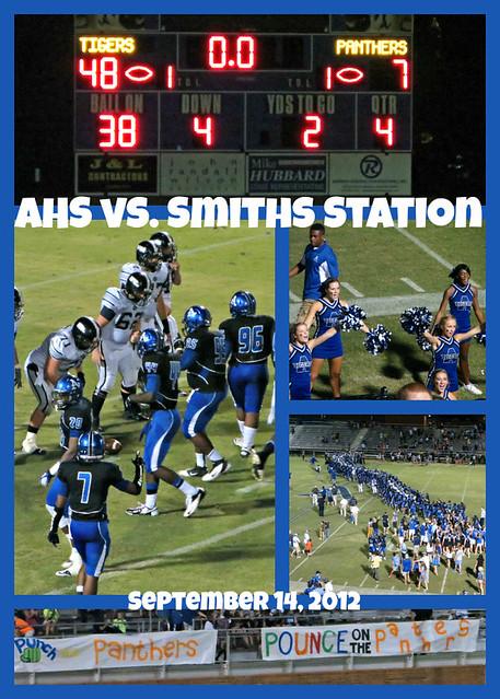 AHS vs. Smith Station