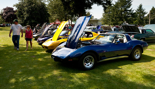 Abbotsford Car Show July