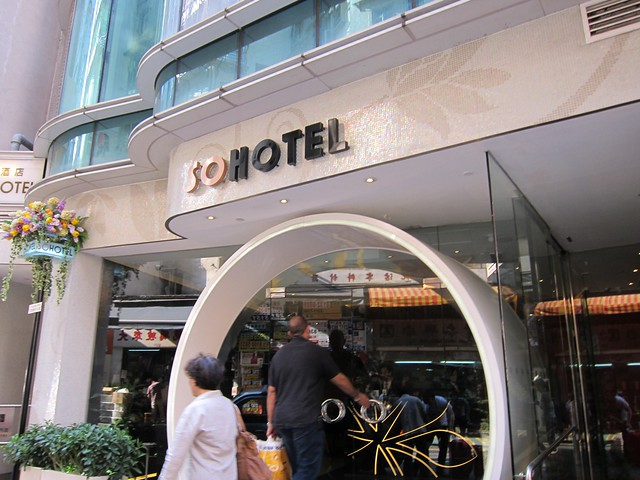 Where to stay in Hong Kong, recommended hotels Hong Kong, SoHotel Hong Kong