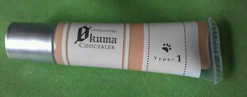 K-Palette Zero Kuma Concealer