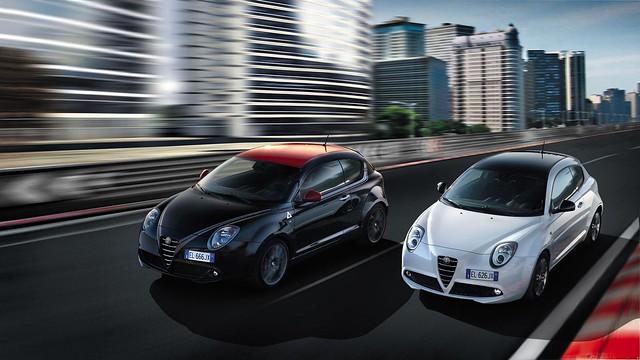 Alfa Romeo MiTo SBK Special Edition & Limited Edition