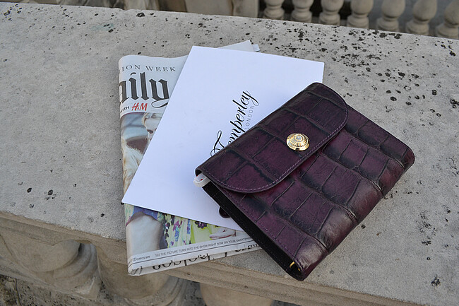 daisybutter - UK Style and Fashion Blog: photo diary, week in photos, london fashion week, SS13, olivia palermo, temperley for filofax