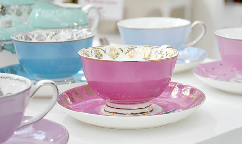 Bombay Duck tea set