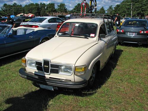 Saab 95 GL V-4 Super 1978