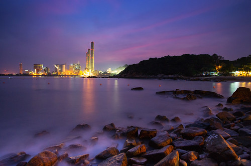 Lamma Island - Hung Shing Ye Beach