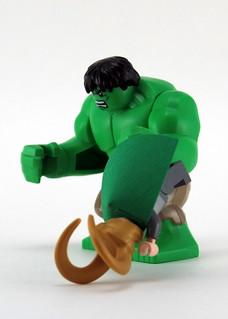 16. Hulk...