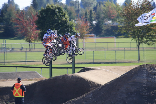 BMX supercross world championships