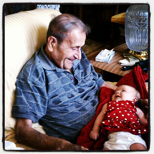 grandpa and emery