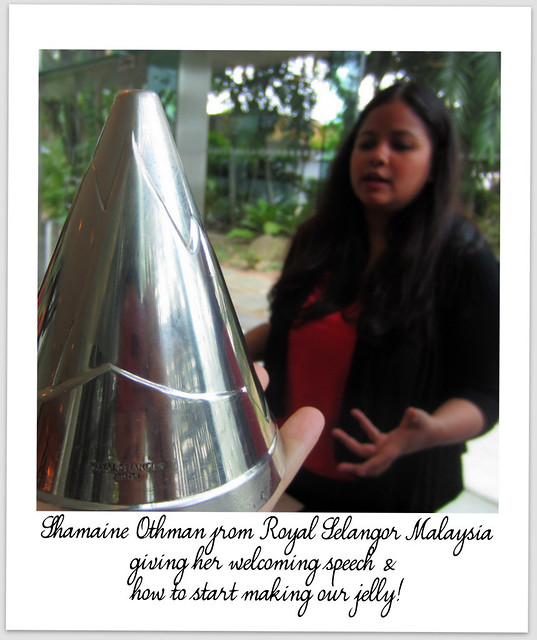 Royal Selangor Malaysia Jelly Making Workshop Breast Cancer Awareness (8)