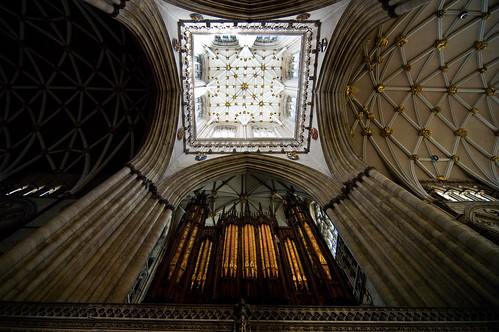 York - At the Cross In the Roof - 09-17-12