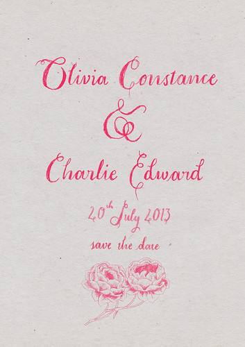 web SAVE THE DATE OLIVIA & CHARLIE
